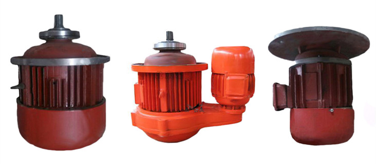 md1型电动葫芦能运转的最主要的零部件当属锥形电机,锥形电机主要提供
