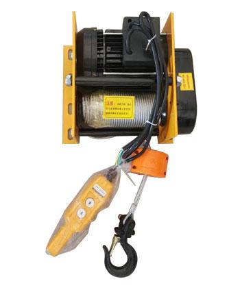 微型卷扬提升机
