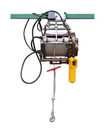 230V悬挂式电动葫芦