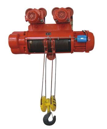 CD1-10吨四出绳电动葫芦