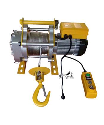 铝壳三相/单相多功能电动提升机